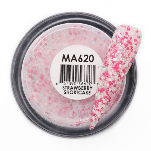 GLAM AND GLITS MATTE ACRYLIC - MAT620 STRAWBERRY SHORTCAKE